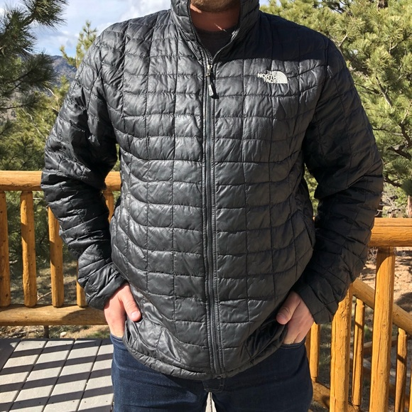 a4725211f The North Face men's Thermoball jacket